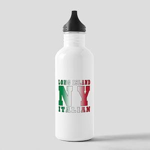 Long Island Italian Stainless Water Bottle 1.0L