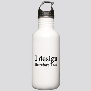 I Design Stainless Water Bottle 1.0L