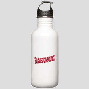 Italian fugheddaboudit Stainless Water Bottle 1.0L