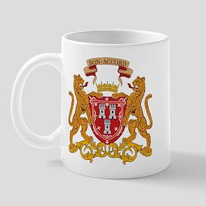 Aberdeen Coat of Arms Mug