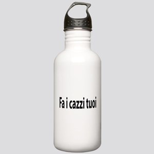 Fa i cazzi tuoi Stainless Water Bottle 1.0L