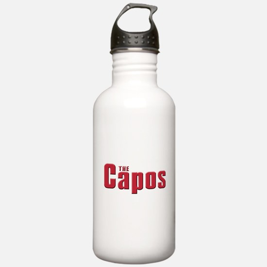 The Capo family Water Bottle