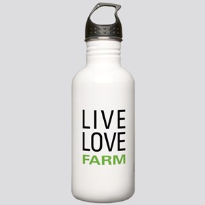 Live Love Farm Stainless Water Bottle 1.0L