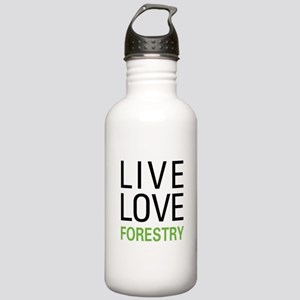 Live Love Forestry Stainless Water Bottle 1.0L