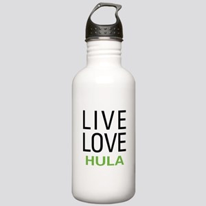 Live Love Hula Stainless Water Bottle 1.0L