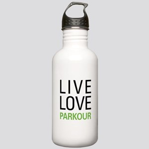 Live Love Parkour Stainless Water Bottle 1.0L