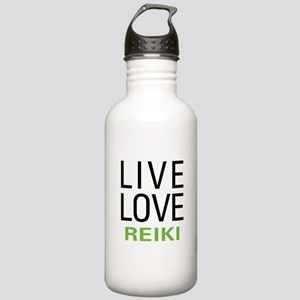 Live Love Reiki Stainless Water Bottle 1.0L