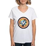 So Cal Women's V-Neck T-Shirt