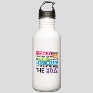 Shane L Word Quote Stainless Water Bottle 1.0L