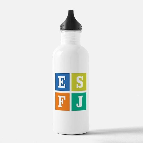 Myers-Briggs ESFJ Water Bottle