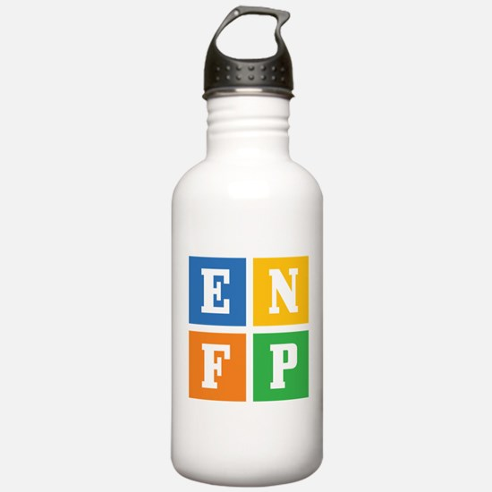 Myers-Briggs ENFP Water Bottle