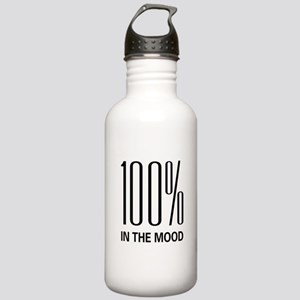 100% In The Mood Stainless Water Bottle 1.0L