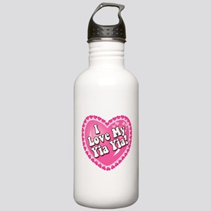I Love My Yia Yia! Stainless Water Bottle 1.0L