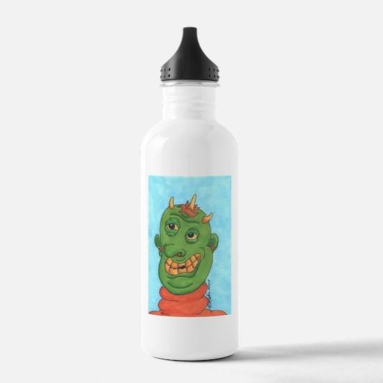 Ghastly Ghoul Water Bottle
