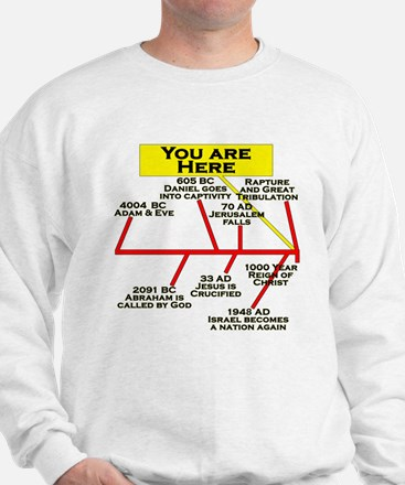 """You Are Here"" Jumper"