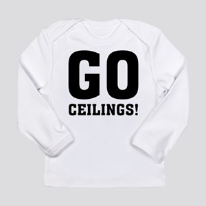Ceiling Fan Costume Long Sleeve Infant T-Shirt