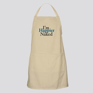 Happier Naked Apron