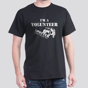 Volunteer Spotter Dark T-Shirt