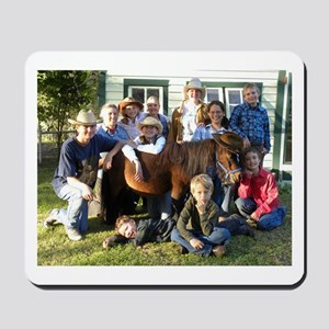4-H County Wide Horse Project Mousepad