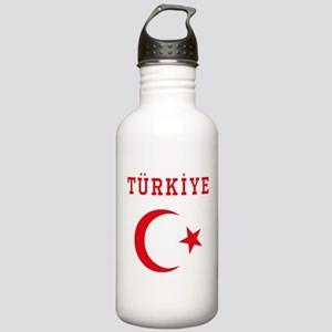 Turkiye Stainless Water Bottle 1.0L