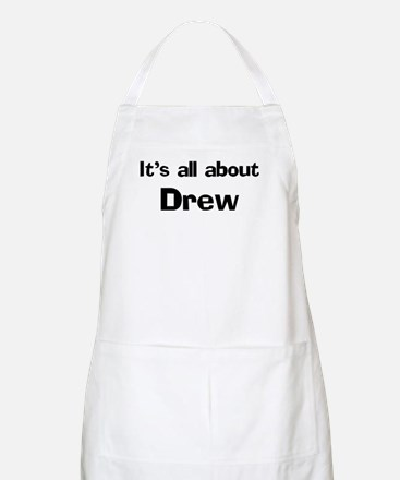 It's all about Drew BBQ Apron
