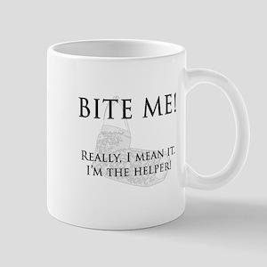 Bite Me - Helper Mug