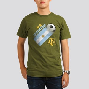 Argentina world cup soccer Organic Men's T-Shirt (
