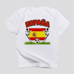 Spainish Soccer Infant T-Shirt