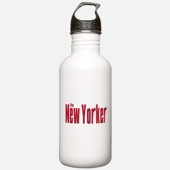 The New Yorker Water Bottle