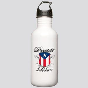 Puerto rican pride Stainless Water Bottle 1.0L