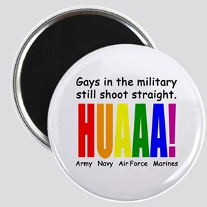 Military Gays Magnet