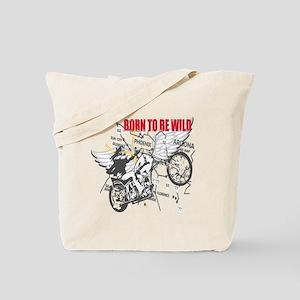 Bikers Tote Bag