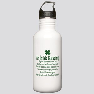 Irish Blessing Stainless Water Bottle 1.0L