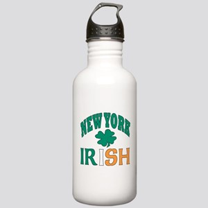 New York irish Stainless Water Bottle 1.0L