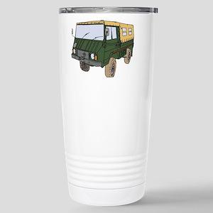 Pinzgauer 710M Truck Stainless Steel Travel Mug
