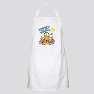 Flowers Are Our Friends! Apron