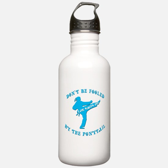 Tae Kwon Do Sports Water Bottle