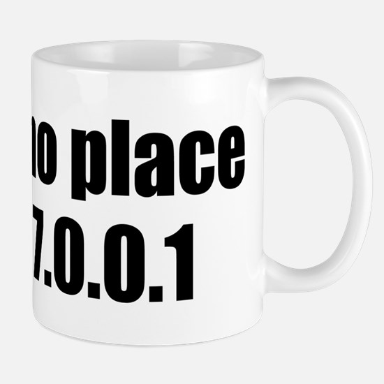 Local Host Mug