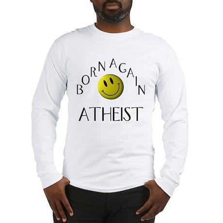 Born Again Atheist Long Sleeve T-Shirt