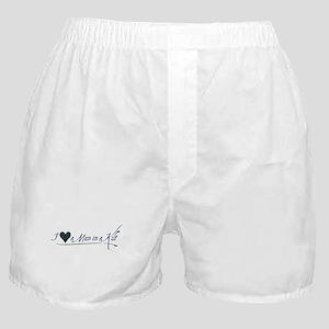 I Love a Man in a Kilt Boxer Shorts