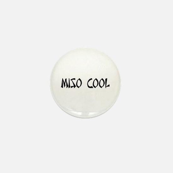 Miso Cool Mini Button