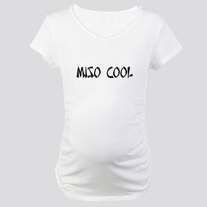 Miso Cool Maternity T-Shirt