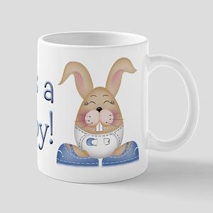It's a Boy! Bunny Mug