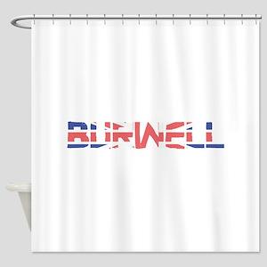 Burwell Shower Curtain