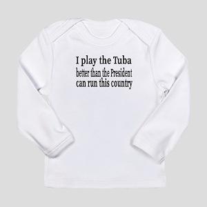 Tuba Long Sleeve Infant T-Shirt