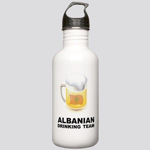 Albanian Drinking Team Stainless Water Bottle 1.0L