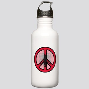 Peace In Albania Stainless Water Bottle 1.0L
