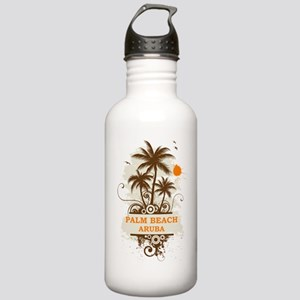 Palm Beach Aruba Stainless Water Bottle 1.0L