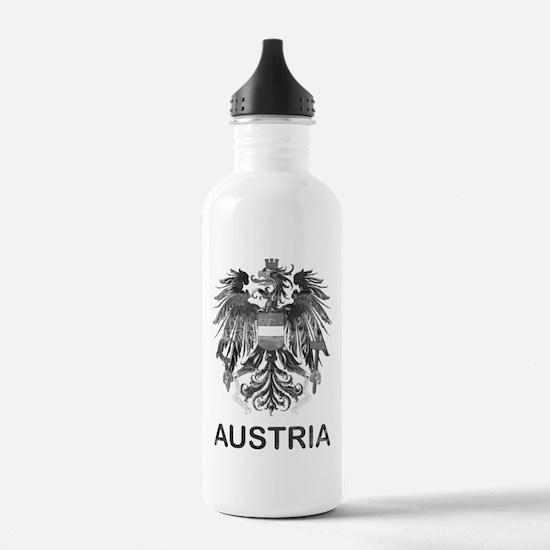 Vintage Austria Water Bottle