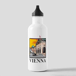 Vienna Stainless Water Bottle 1.0L